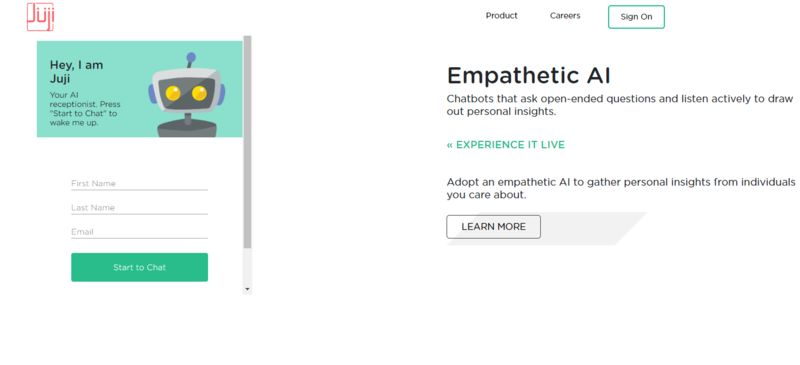 Empathetic Chatbot AIs