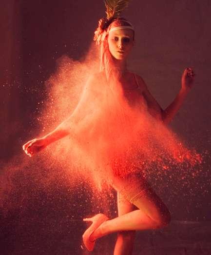 Powder Burst Photography