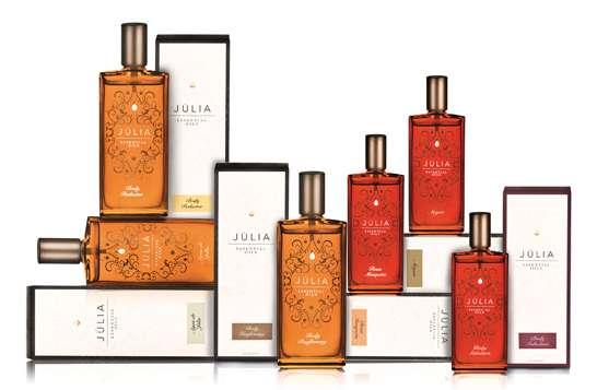 Elegant Aroma Branding