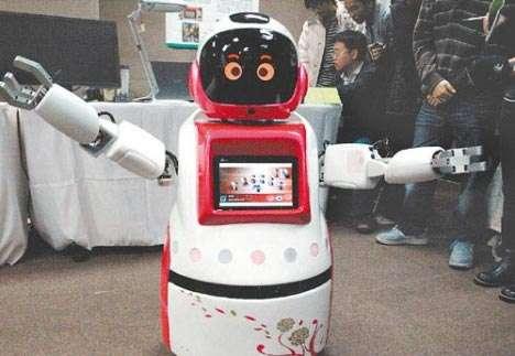 Dancing Prancing Robots