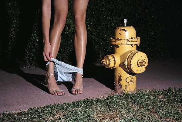 Leg-Loving Pictorials