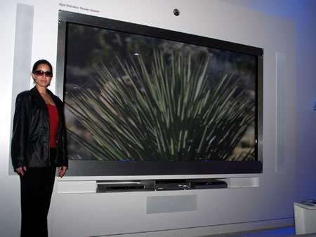 Worlds Biggest TV - Largest TV in The World - YouTube