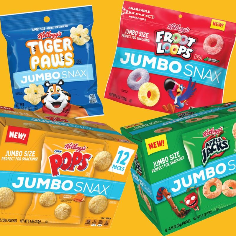 Extra-Large Snack Packs