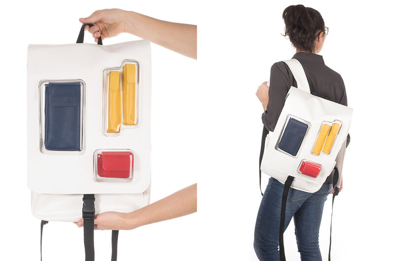 Playful Millennial Professional Backpacks