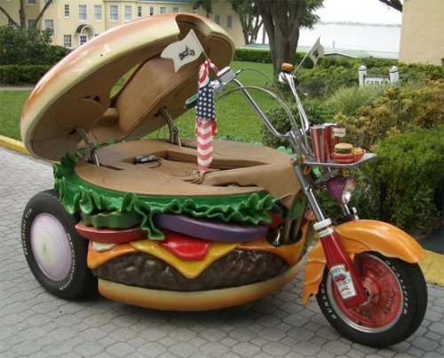 Junk Food Motorcycles