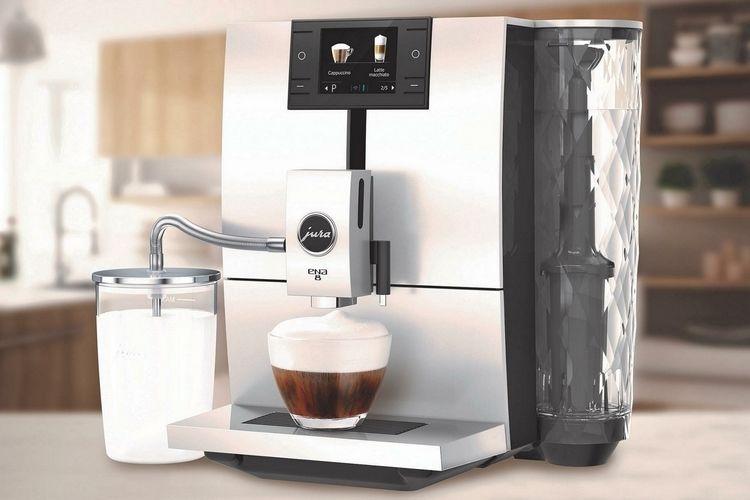 Automated Pod-Free Coffee Machines