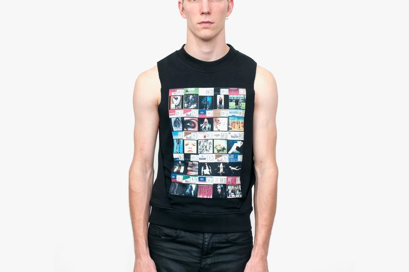 Magazine-Inspired Graphic Shirts