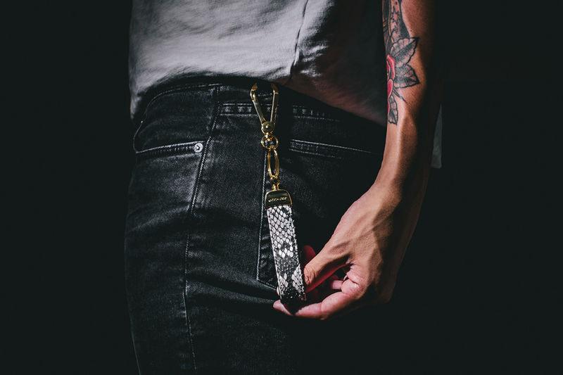 Upscale Artisan Keychains
