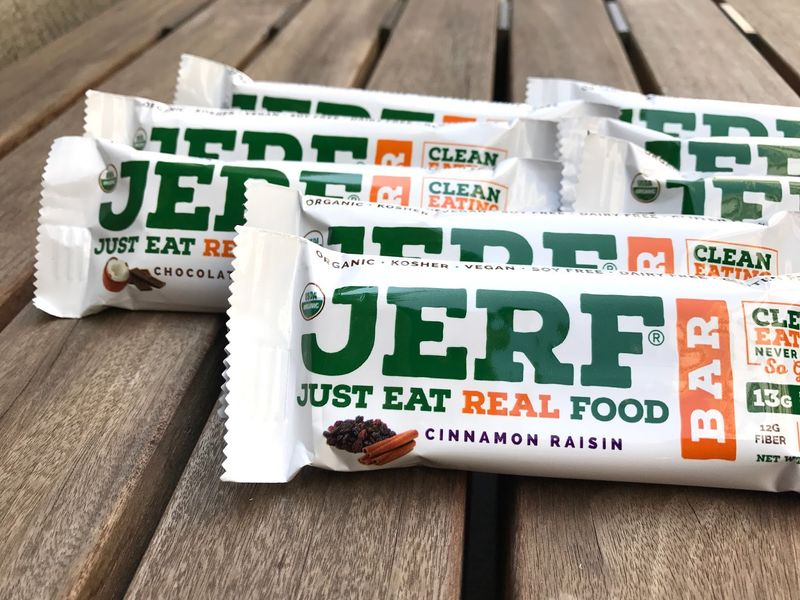 Whole Food Snack Bars