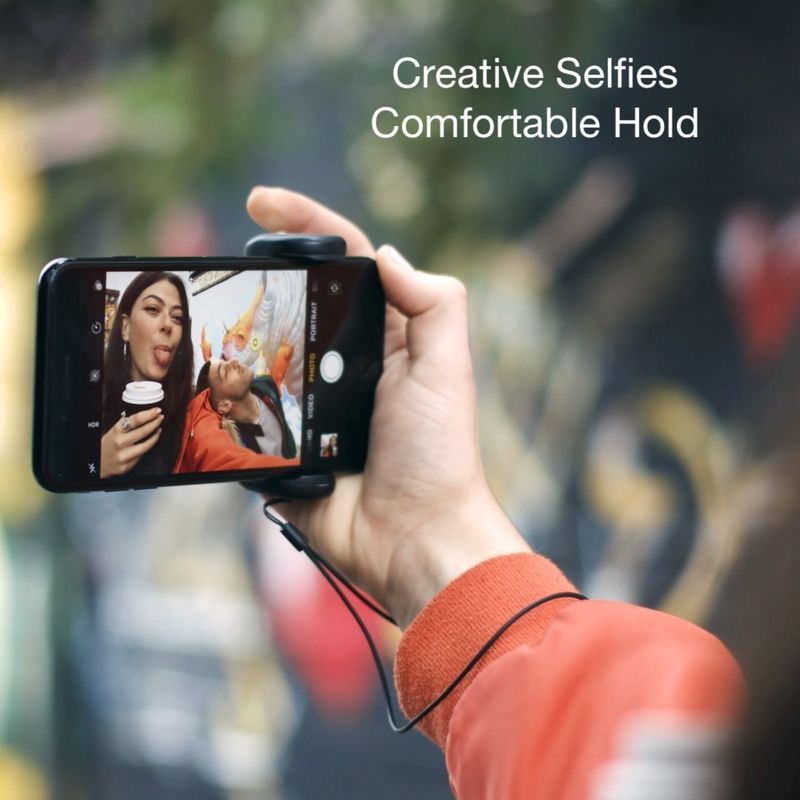 Ergonomic Smartphone Camera Accessories