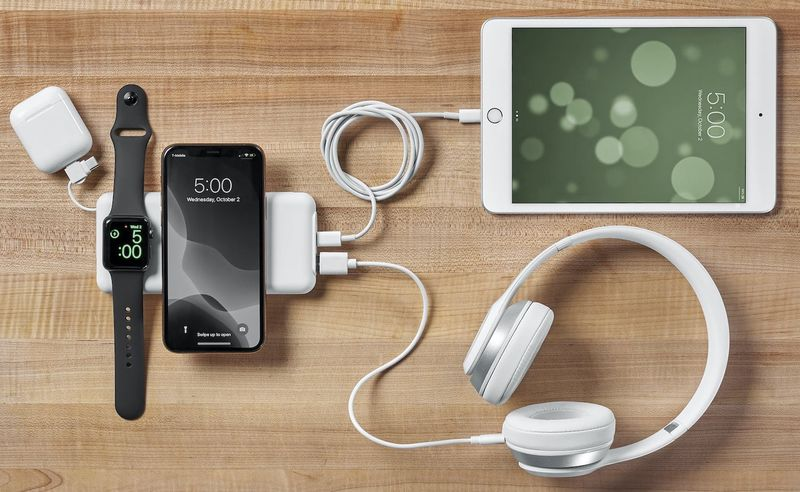 Universal Five-Device Chargers