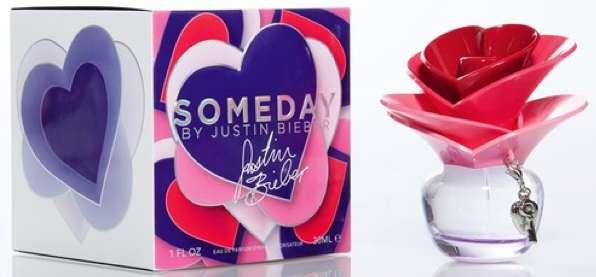 Teen Heartthrob Perfume