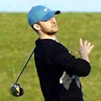 Rockstar Green Golfing