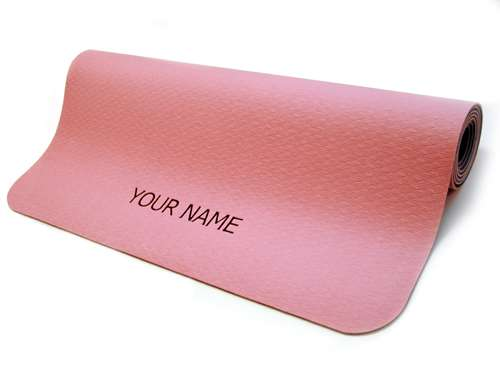 Personalized Eco-Friendly Yoga Mats