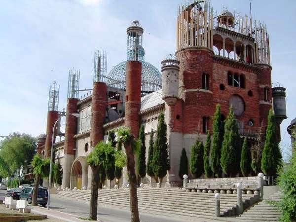 DIY Salvaged Cathedrals