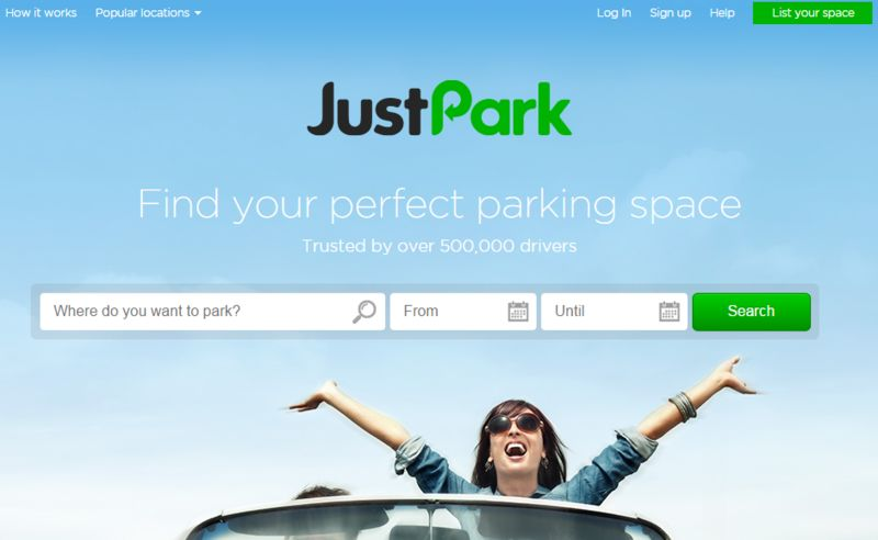 Parking Spot-Locating Apps