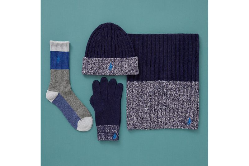 Holiday-Patterned Winter Essentials