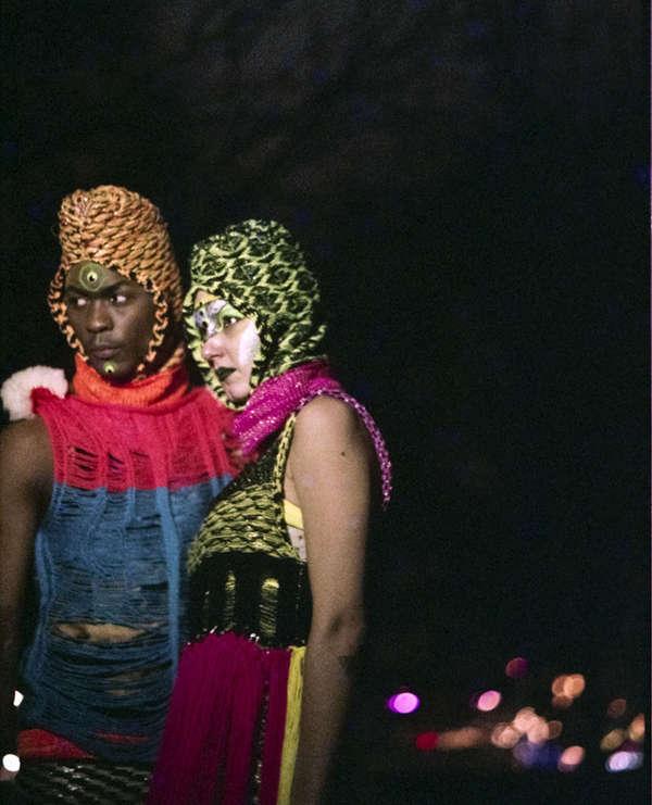 Eccentric Carnival Couture