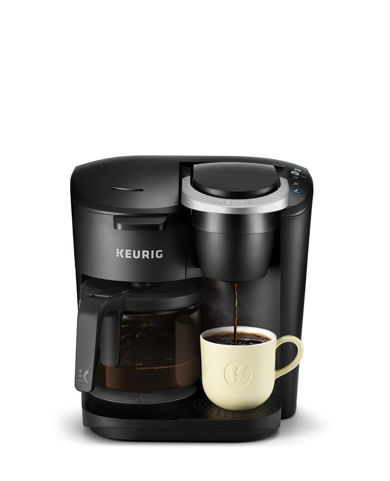 Two-in-One Coffee Machines