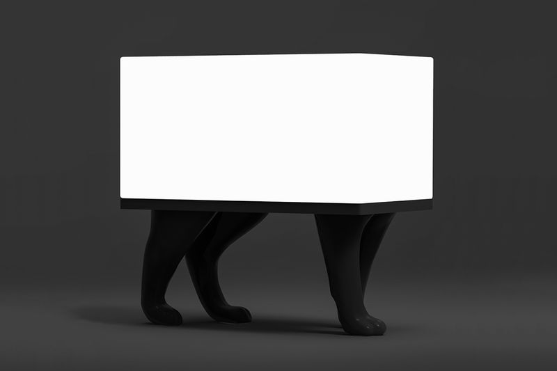 Feline-Inspired Furniture