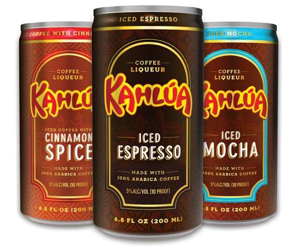 Convient Coffee Cocktails