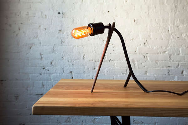 Propped-uUp Lighting