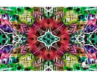 Kaleidoscope Print Ads