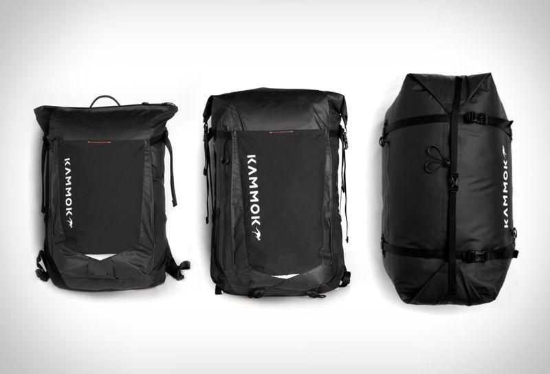 Modular Waterproof Adventure Packs