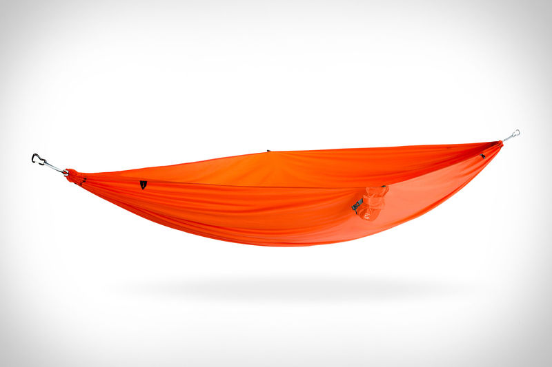 Pocket-Sized Camping Hammocks