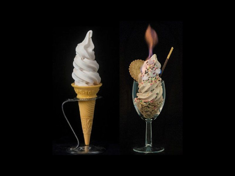 Heat-Resistant Parfaits