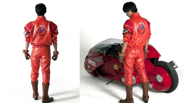 Anime Inspired Apparel Kaneda Jacket