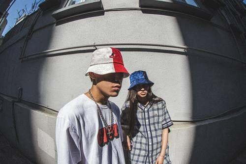 90s Hip Hop-Themed Headwear