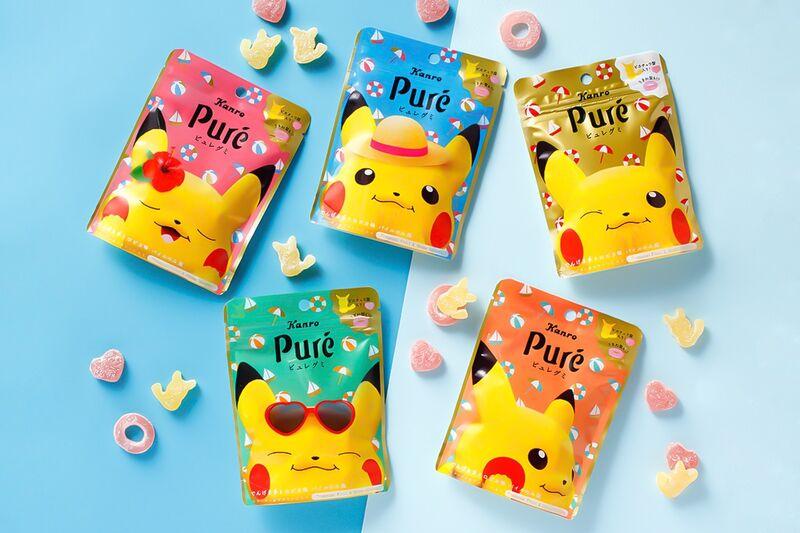 Themed Pocket Monster Gummies