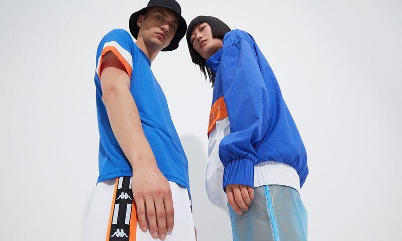 Vibrantly Nostalgic Sportswear