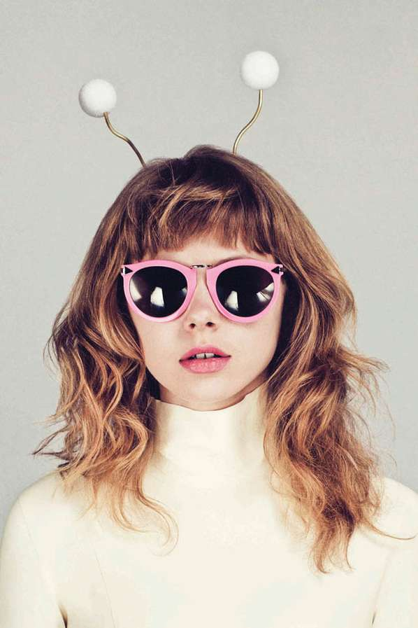 Antenna Eyewear Advertorials