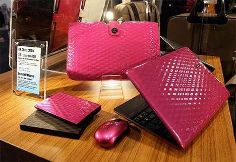 Pretty Pink Portables