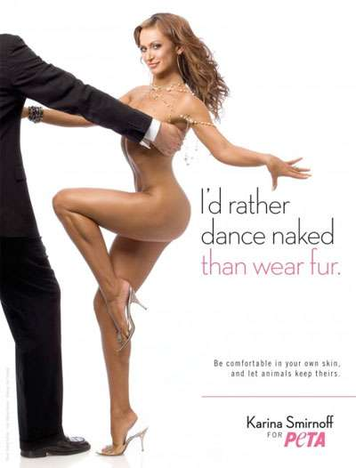 Fur-Boycotting Tangos