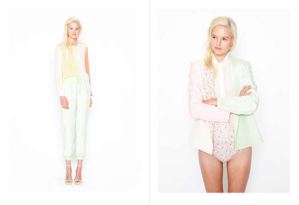 Sorbet Sleepwear Catalogues