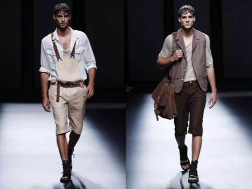 Contemporary Countryside Menswear
