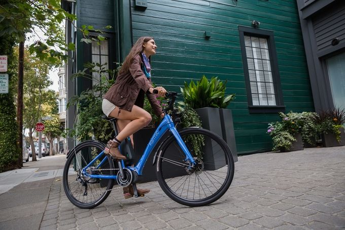 Women-Specific Electric Bikes