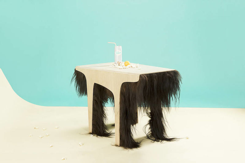 Hairy Coffee Tables