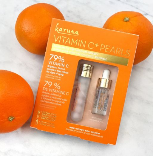Potent-Vitamin C Pearls