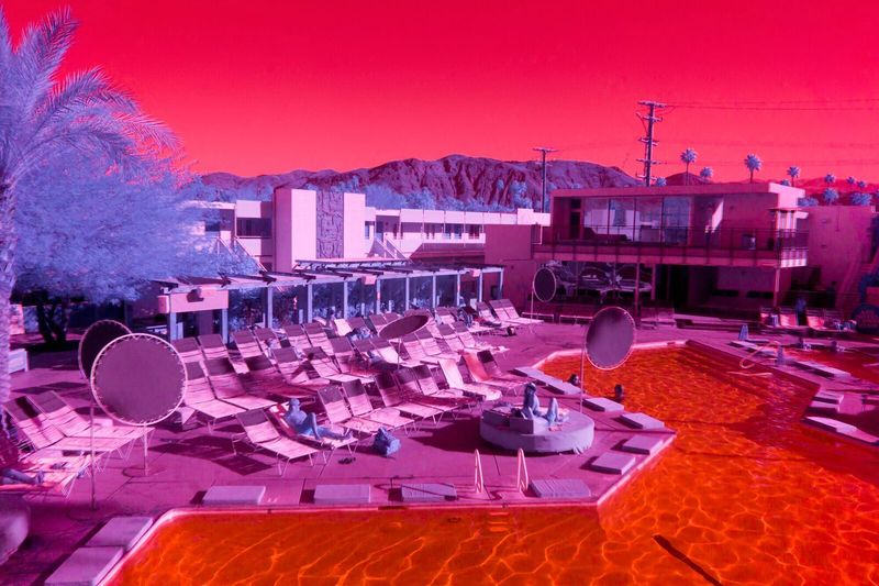 Infrared California Landscape Photography