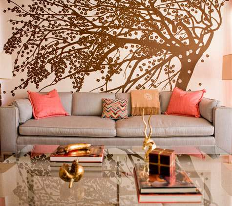 Lively L.A. Interiors