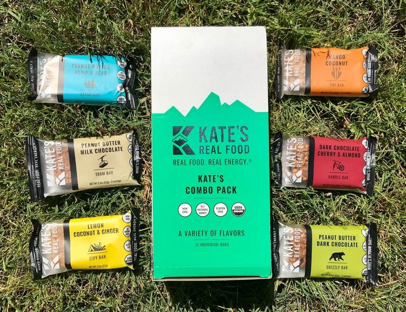 Functional Flavorful Snack Bars