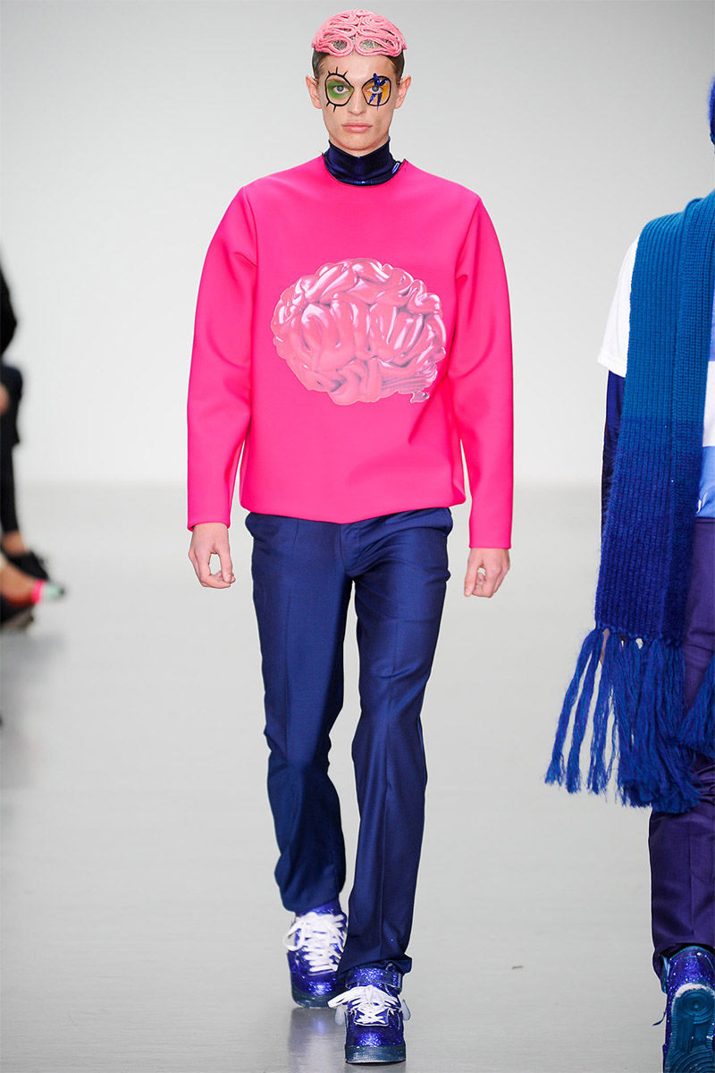 Over-Saturated Anatomy Apparel