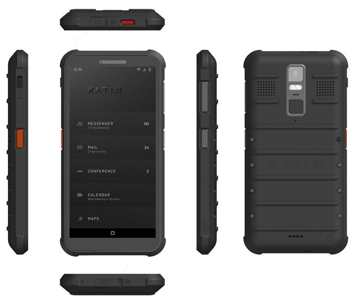 Rugged Hardened OS Smartphones