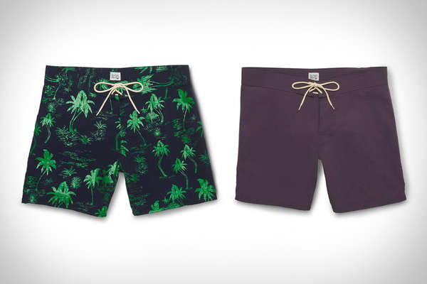 Laidback Collaboration Beachwear