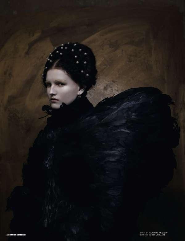 Feathered Fashiontography