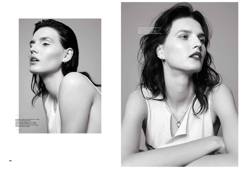 Candid Profile Editorials